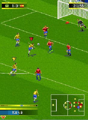 soccer samsung mobile