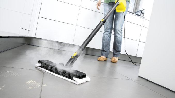 El vapor garantiza limpieza a fondo en casa vida idea - Limpieza a fondo casa ...